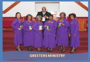 Greater Ministries